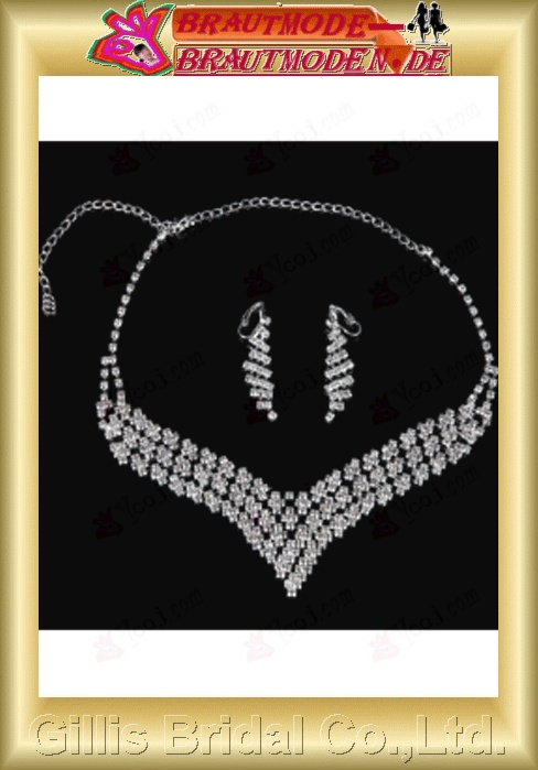 gillis0413 Necklace Wedding Jewelry Sets