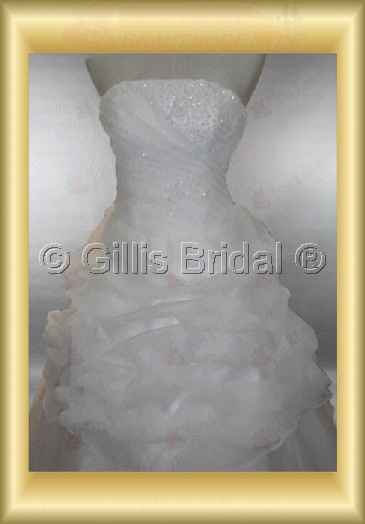 Gillis bridal Wholesale - NEW Bolero jacket Applique Draped Fold Lace Strapless Mother Of The Bride Dresses Wedding Dress Sold by Gillis Bridal Co., Ltd. http://www.gillisbridal.com/ [ admin_ceo@gillisbridal.com ]gillis20670
