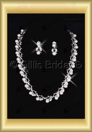 Accessories Bridal Accessories Necklace Jewelry Wedding Jewelry Sets 3820