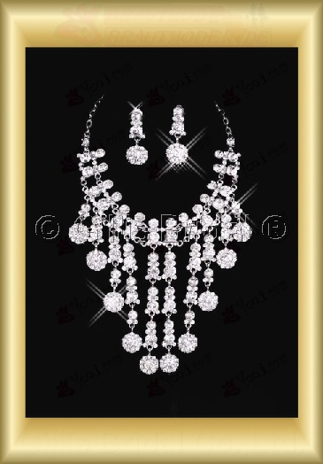 Accessories Bridal Accessories Necklace Jewelry Wedding Jewelry Sets 3838