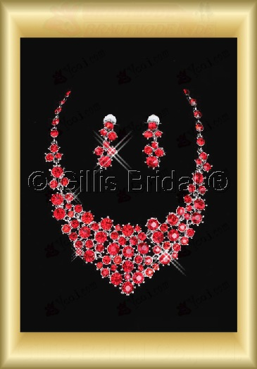 Accessories Bridal Accessories Necklace Jewelry Wedding Jewelry Sets 3841