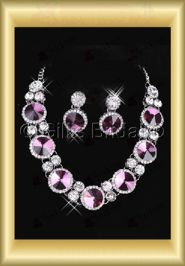 Accessories Bridal Accessories Necklace Jewelry Wedding Jewelry Sets 3844