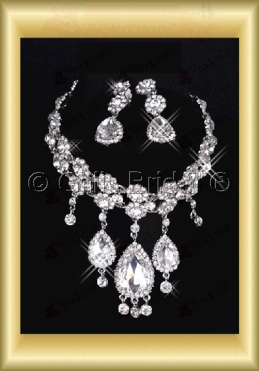 Accessories Bridal Accessories Necklace Jewelry Wedding Jewelry Sets 3850