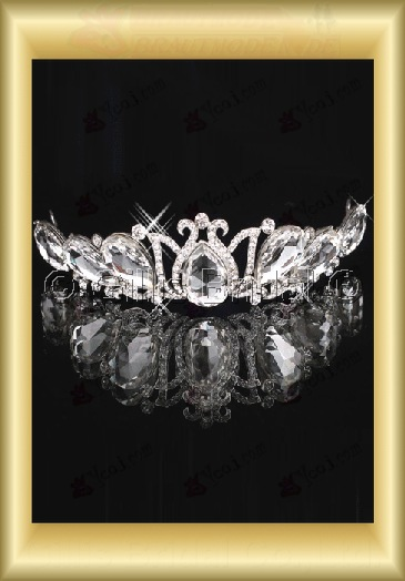 tiara Crown Bridal Accessories Crown Wedding Jewelry Sets 3857