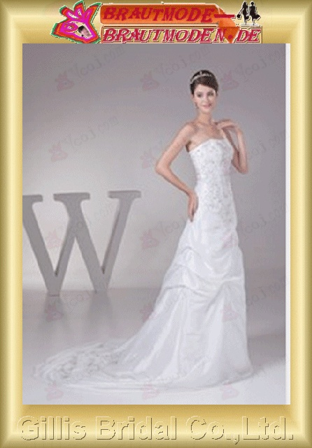 bandage strapless Monarch Royal A-line Exquisite Simple elegant modest elegant A-line bridal gowns A-line wedding dresses Strapless Wedding Dresses Strapless bridal gowns White gillis800392