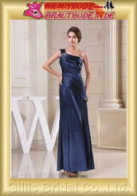 Taffeta pleated ruffle Fold beads Embroidery beaded Beading embroidery Zip One-shoulder Strapless One-Shoulder Long dress Floor-length Mermaid mermaid backless Open back Simple Exquisite elegant modest elegant dresses backless 800588