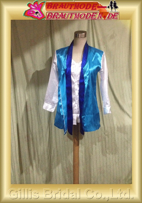 Han Chinese clothing costume clothing child children male disciples regulation Sinology performance clothing girls Three Character Costumes nunnery 801252 Gillis bridal Wholesale - Wedding Dress Sold by Gillis Bridal Co., Ltd. Gillis801252